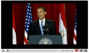 hello Obama Cairo Speech