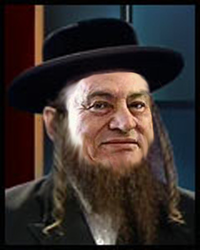 Mubarak is filthy rich instead of Dr. George Youssef who blogs about the bak islami