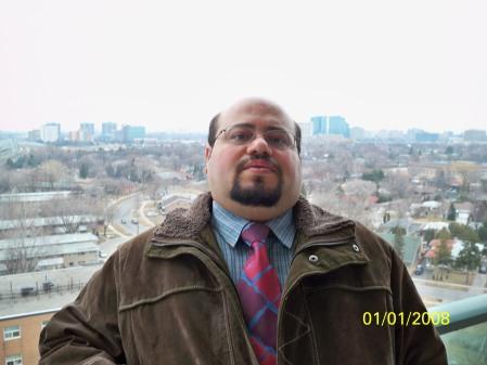 الدكتور جورج يوسف صاحب سحر  الباك الإسلامي في الويب